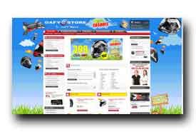 screenshot de www.dafy-moto.com