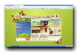 screenshot de www.defipourlaterre.org