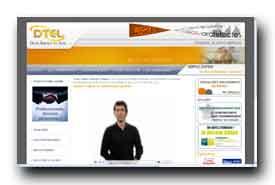 screenshot de www.devistravauxenligne.com