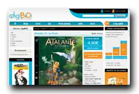 screenshot de www.digibidi.com