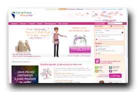 screenshot de www.dolcevita.gazdefrance.fr