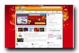 screenshot de www.dromadaire.com