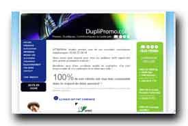 screenshot de www.duplipromo.com