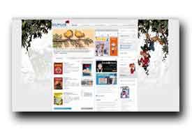 screenshot de www.dupuis.com