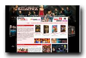 screenshot de www.dvdseries.net