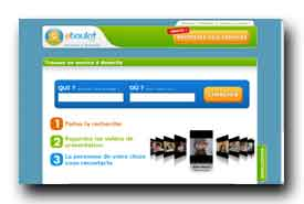 screenshot de www.eboulot.com