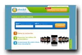 screenshot de www.eboulot.com