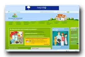 screenshot de www.economiedenergie.fr