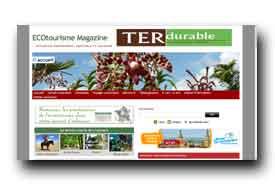screenshot de www.ecotoursime-magazine.com