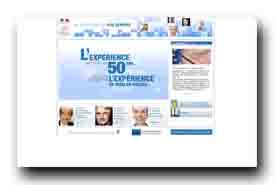 screenshot de www.emploidesseniors.gouv.fr