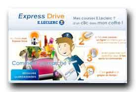 screenshot de www.expressdrive.fr