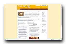 screenshot de www.faire-son-pain.com