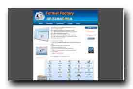 screenshot de www.formatoz.com