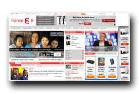 screenshot de www.france2.fr