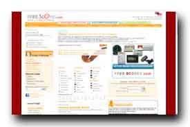 screenshot de www.free-scores.com