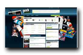 screenshot de www.geek-occaz.fr
