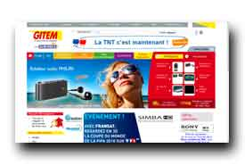 screenshot de www.gitem.fr