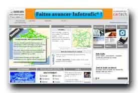 screenshot de www.infotrafic.com