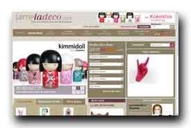 screenshot de www.jaimeladeco.com