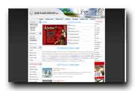 screenshot de www.jeux-flash-gratuit.com