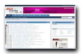 screenshot de www.jeuxcherche.com