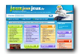 screenshot de www.jeuxjeuxjeux.fr