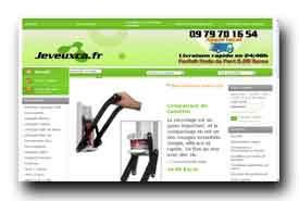screenshot de www.jeveuxca.fr