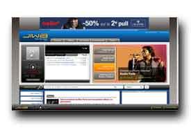 screenshot de www.jiwa.fm