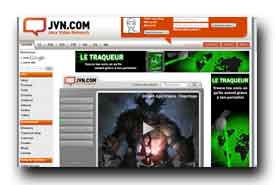 screenshot de www.jvn.com