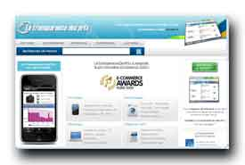 screenshot de www.latransparencedesprix.com