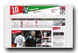 screenshot de www.le10sport.com