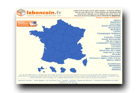 screenshot de www.leboncoin.fr