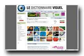 screenshot de www.ledictionnairevisuel.com