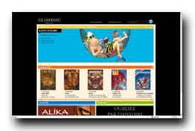 screenshot de www.lelombard.com