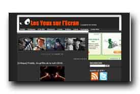 screenshot de www.lesyeuxsurlecran.fr