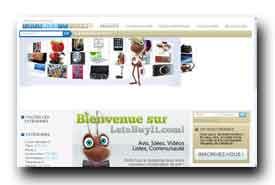 screenshot de www.letsbuyit.fr