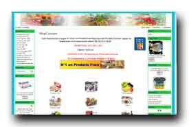 screenshot de www.livraison-des-courses.fr