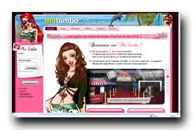 screenshot de www.ma-bimbo.com