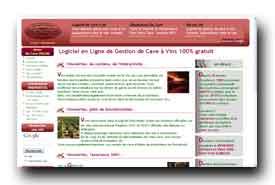 screenshot de www.macaveavins.com
