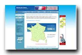 screenshot de www.mairiesdefrance.org