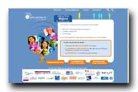 screenshot de www.marel.fr