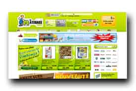 screenshot de www.mesmateriaux.com