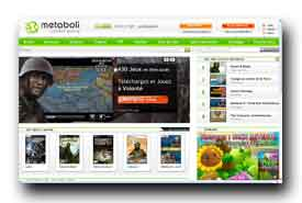 screenshot de www.metaboli.fr