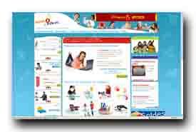screenshot de www.mondomomes.com