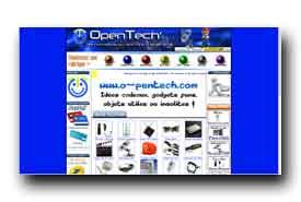 screenshot de www.o-pentech.com