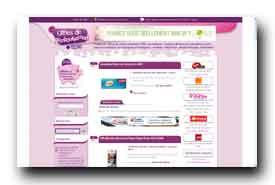 screenshot de www.offres-de-remboursement.fr