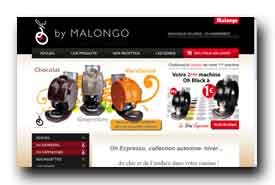 screenshot de www.ohbymalongo.com
