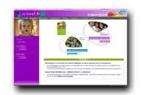 screenshot de www.pajemploi.urssaf.fr