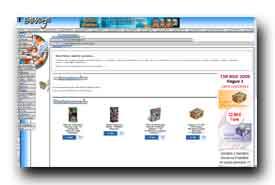 screenshot de www.parkage.com
