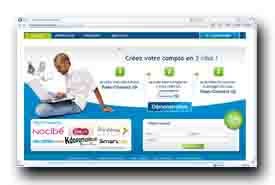 screenshot de www.pass-connnect.com